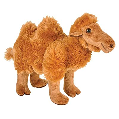 Wildlife Tree 9.5 Inch Bactrian Camel Stuffed Animal Floppy Plush Species Collection: Toys & Games [5Bkhe0305346]