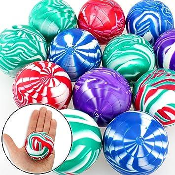 flummi goma dops pelota grande XL aprox. 60 mm Spring Ball llamas ...