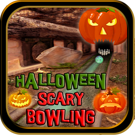 Halloween Scary Bowling (Witches Bowling Halloween Games)