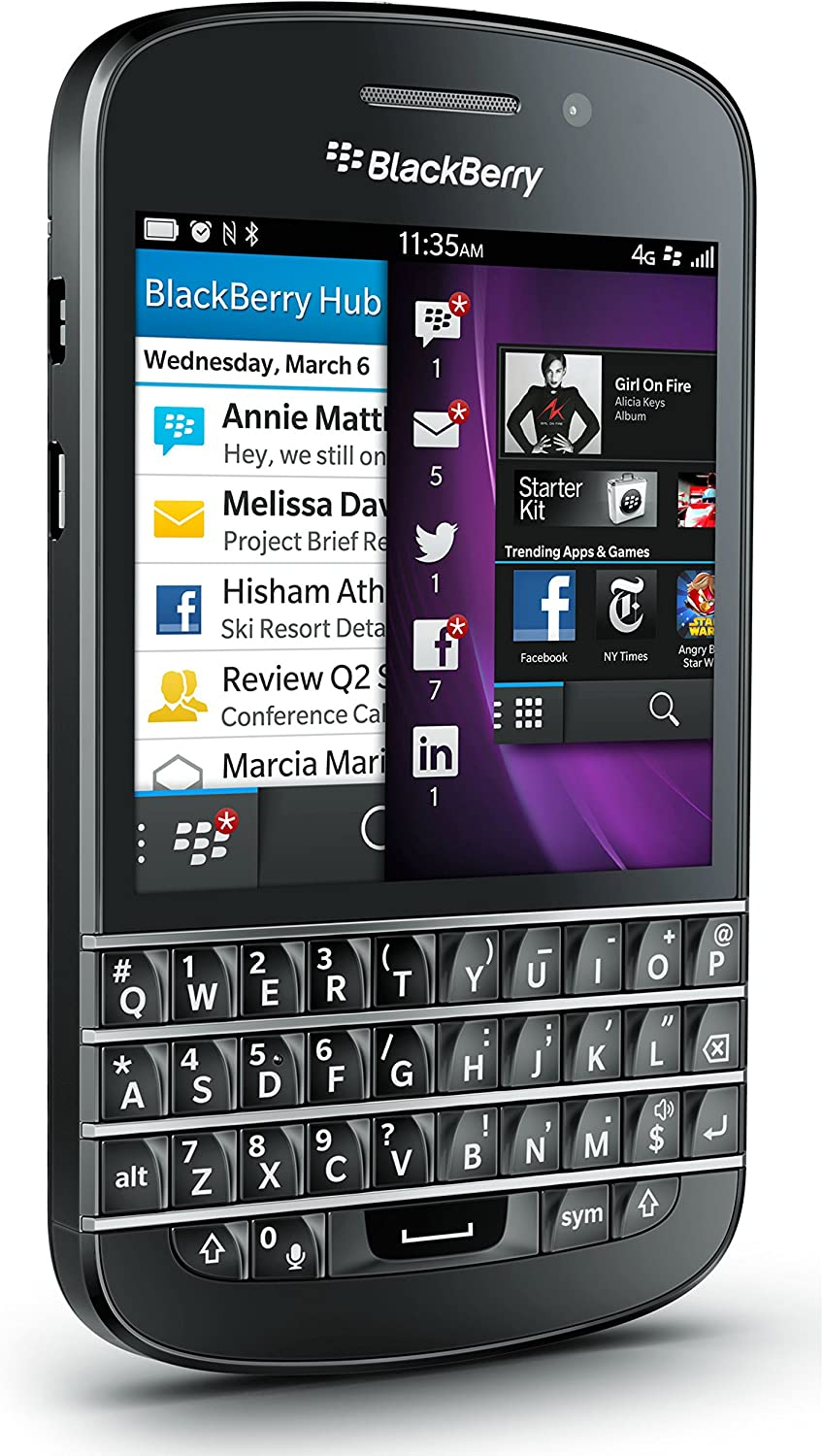 Amazon.com: Blackberry Q10 - Desbloqueado: Cellular_Superstore