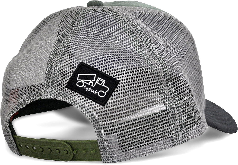 Larix Gear Trucker Hat Tamarack Mesh Snapback Hats for Men and Women