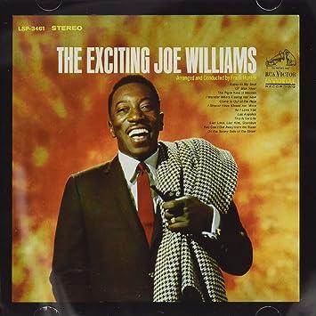「Joe Williams」の画像検索結果