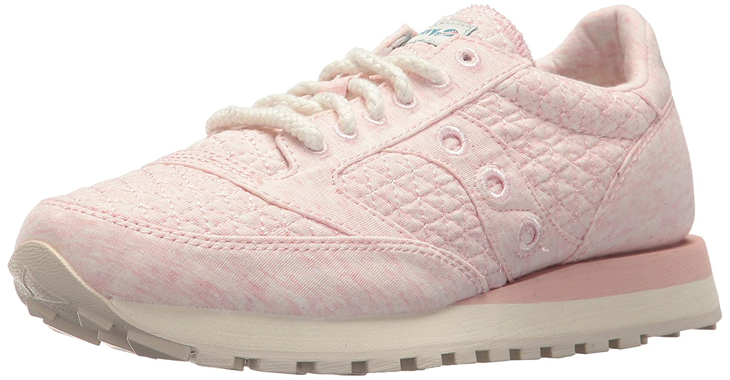 Saucony Originals Women's Jazz CL Cozy Sneaker B01MXLDI71 9 B(M) US|Pink