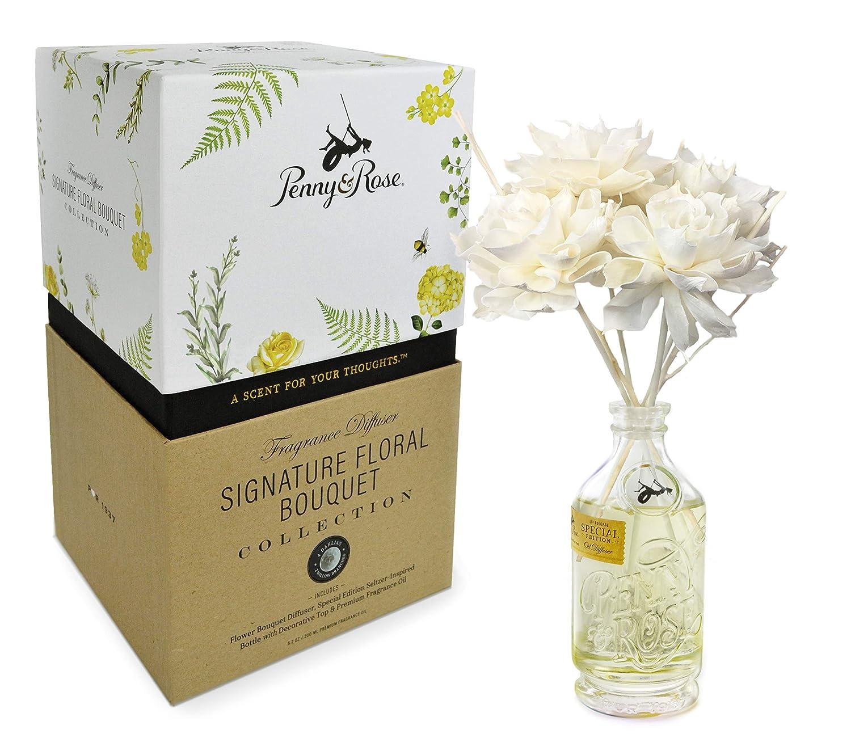 Penny & Rose Dahlia フローラルオイルディフューザー ホームフレグランスの香り サマータイムスピリッツ B07KCQGY84