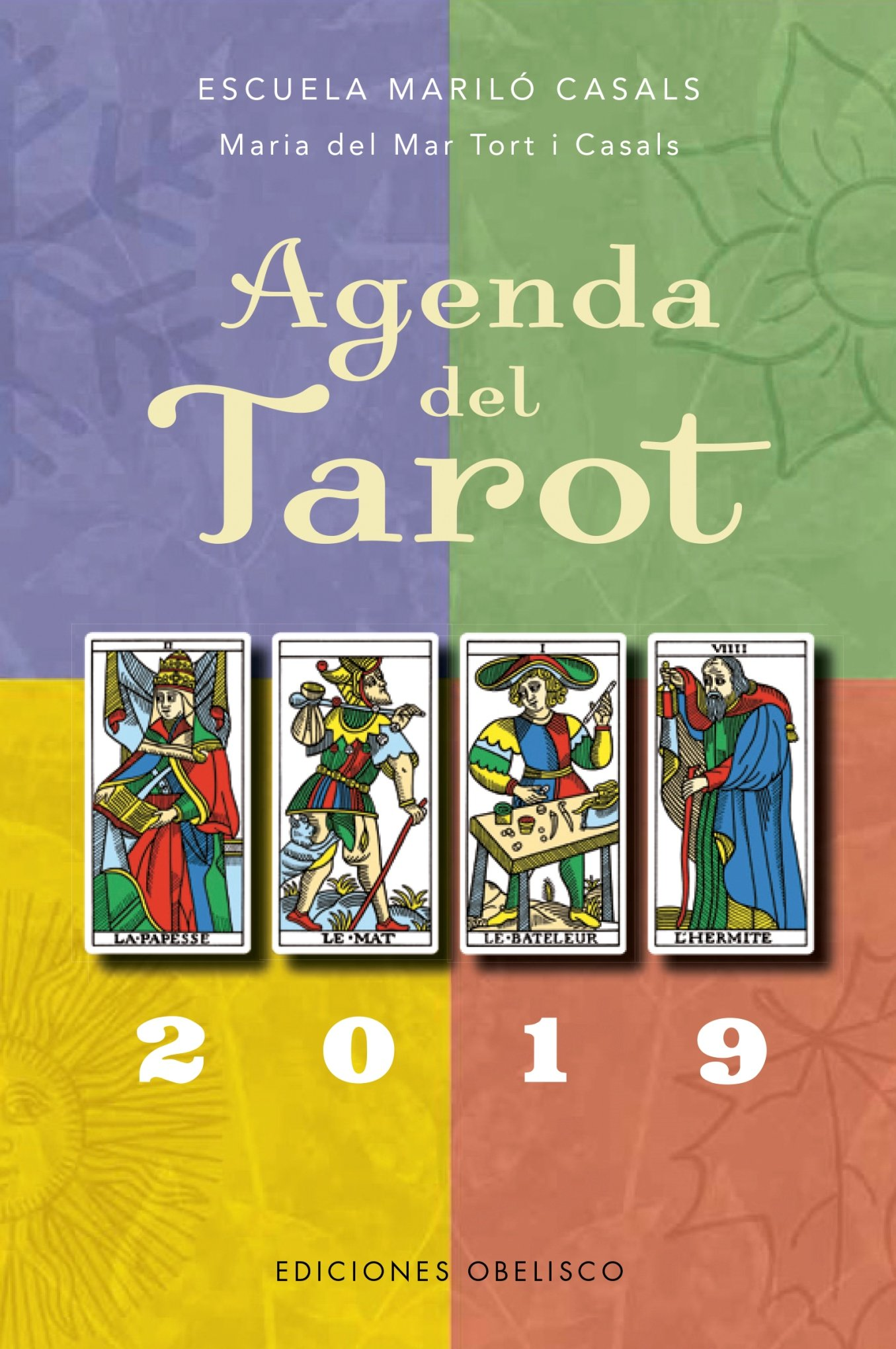 Agenda del tarot 2019 (Spanish Edition): Maria del Mar Tort ...