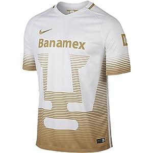 bec326501 Amazon.com : Nike Men's Breathe Universidad Nacional A.C. Pumas Home ...
