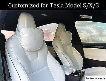 Amazon.com: Topfit Tesla cuello resto relajarse cuello cojín ...