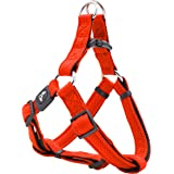 Kruz PET Fully Adjustable Step-in Puffy Mesh Harness