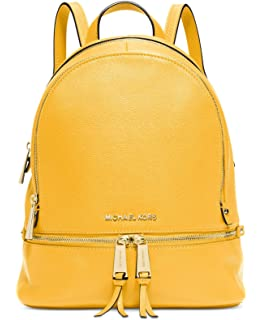 c13d4b91a31e4 Amazon.com  Michael Kors Rhea Extra-Small Studded Leather Backpack ...