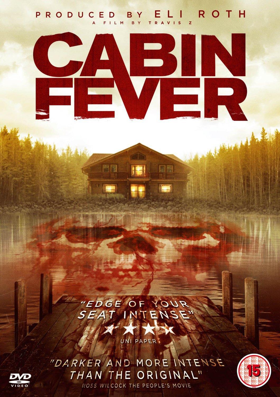 Amazon Com Cabin Fever Dvd Movies Tv