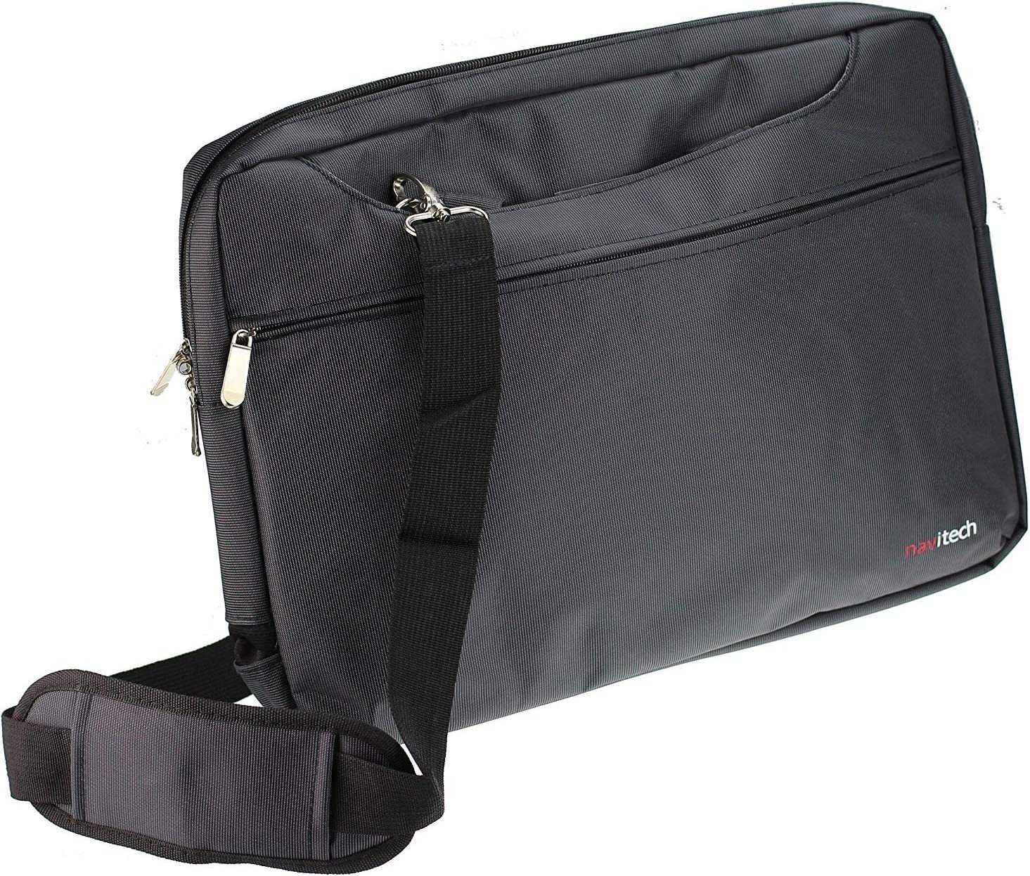 Navitech Black Graphics Tablet Case//Bag Compatible with The HUION HS64 Special Edition