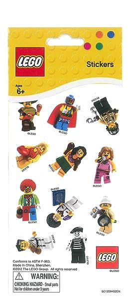 LEGO® Stickers: Amazon.co.uk: Office Products