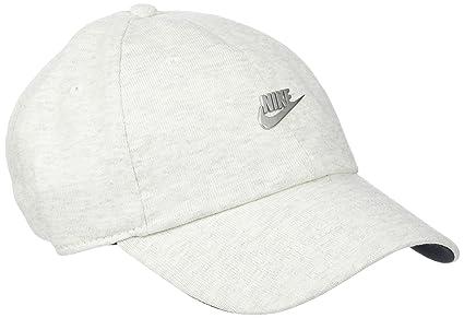 brand new 1487c e2de7 Nike U NSW H86 Cap Metal Futura Gorra, Hombre, Negro (Birch Heather