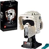 LEGO 75305 Star Wars Scout Trooper Helm, Weergavemodel voor Volwassenen met Displaystandaard, Perfect Cadeauidee voor…