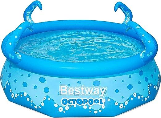 Bestway - Piscina Hinchable para niños, 274 x 76 cm, Color Azul ...
