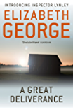 A Great Deliverance: An Inspector Lynley Novel: 1