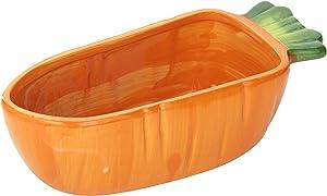 Kaytee Vege-T-Bowl, Carrot, 22-Ounces