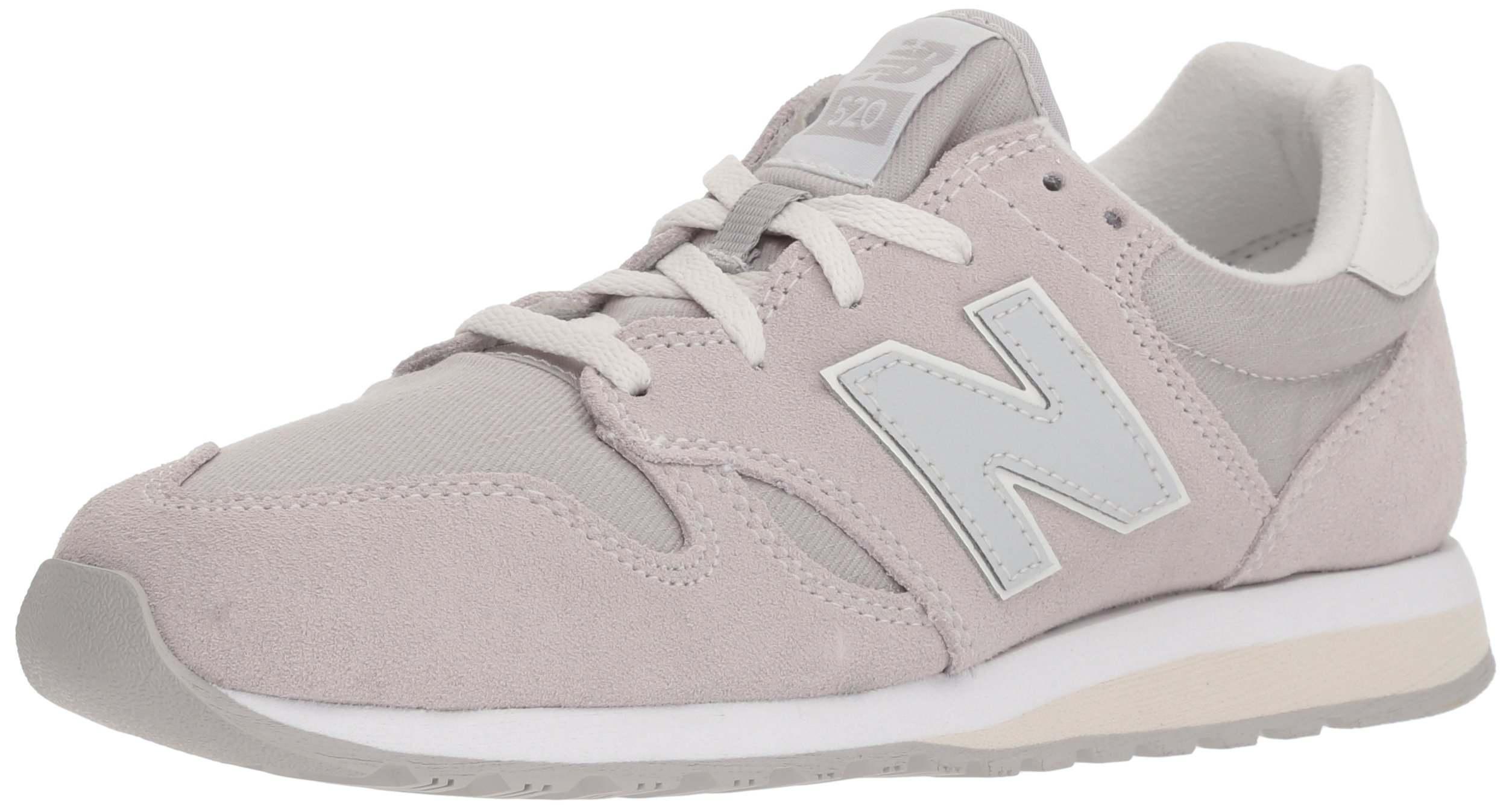 New Balance Women's 520v1 Sneaker, Overcast/Nimbus Cloud, 11.5 B US