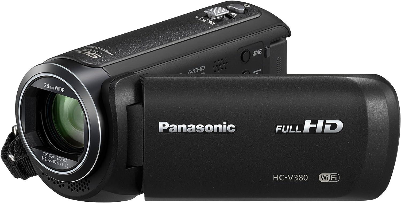 Panasonic »HC-V380EG-K« Camcorder