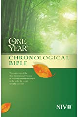 The One Year Chronological Bible NIV Kindle Edition