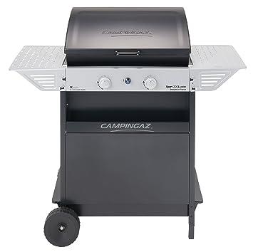 Campingaz Xpert 200 L Vario Barbacoa Gas, BBQ gas con 2 quemadores, 7.1kW