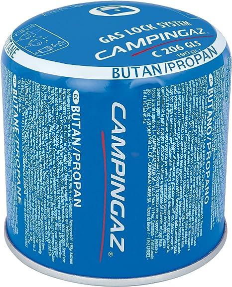 Campingaz 3000002295 Cartucho Soudo C206 GLS, única: Amazon ...