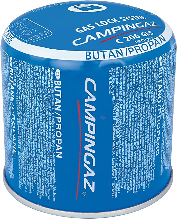 Campingaz 3000002295 Cartucho Soudo C206 GLS, única ...