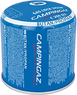 Campingaz 206 GLS Piercable Gas Cartridge, for Camping