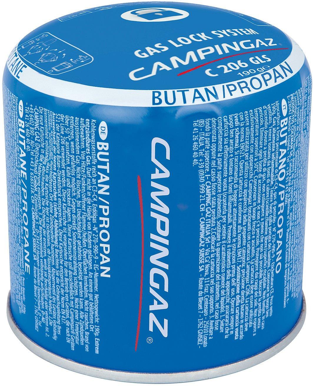 Campingaz C206Gas Lock System Piercing Cartridge 3000002295