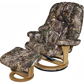 Amazon Com Catnapper Loredo Mossy Oak Camouflage Chaise