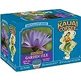 Kauai Coffee Single-Serve Pods, Garden Isle Medium Roast, 12 Count (Pack of 4)