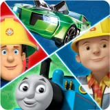Fun with Activities featuring Thomas & FriendsTM, Bob the BuilderTM, and Fireman SamTM