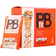 PB Fit Peanut Butter Powder - 8 Packets (24g each) - All Natural