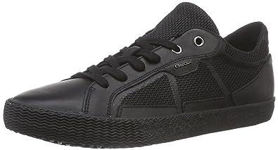 Geox U Smart B, Sneakers Basses Homme, Bleu (C4002), 42 EU