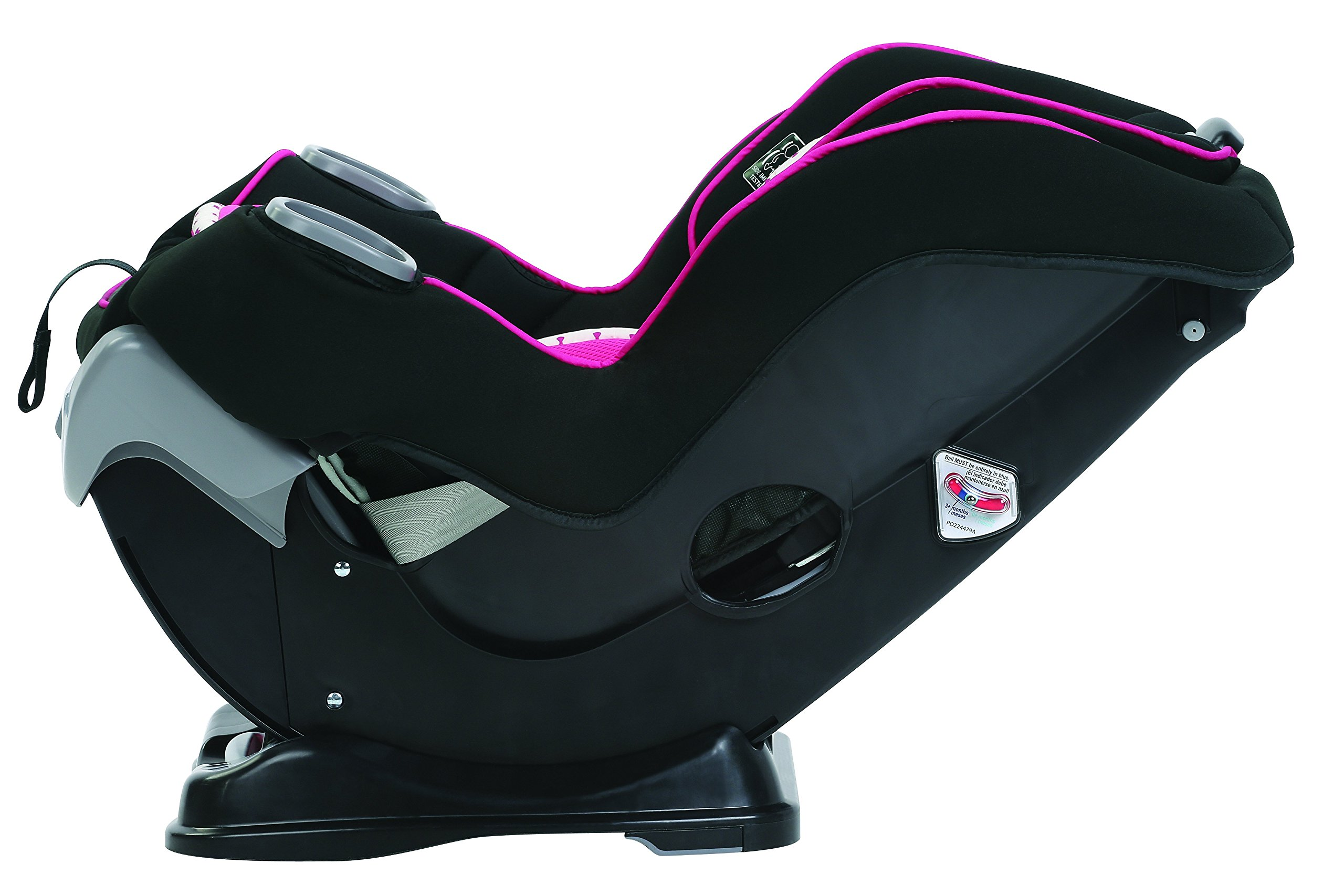 Graco Extend2Fit Convertible Car Seat, Kenzie by Graco (Image #2)