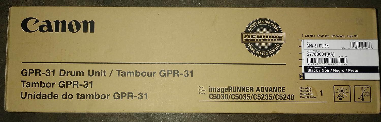 Canon Gpr-31 Black Drum Unit