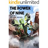 The Power of Nine: Scifi LitRPG - Esports - Mecha Battles (Overdrive Book 2)