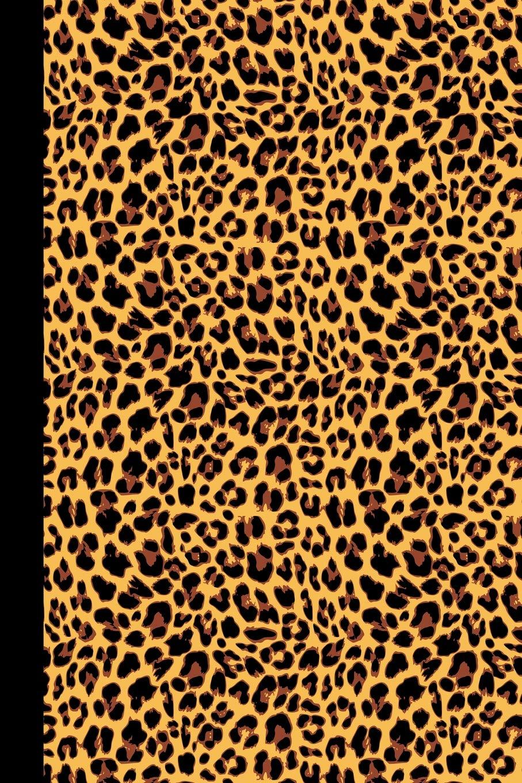 Journal Animal Print Leopard 20x20   DOT JOURNAL   Journal with ...