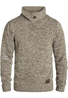 Solid Prentice Pull d hiver Pull en Grosse Maille Pull-Over Tricot pour ! 0302ff7f07a4