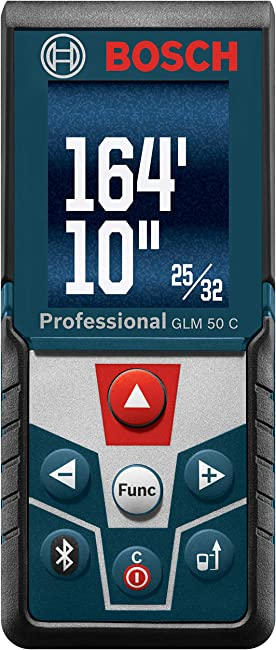 Best Bosch Laser Measure: Bosch GLM 50 C Review