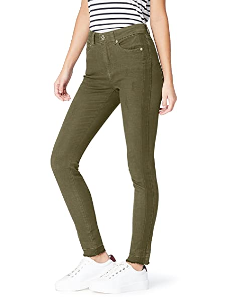 03d42039f6b5e find. Women s Skinny High Rise Stretch Jeans  Amazon.co.uk  Clothing