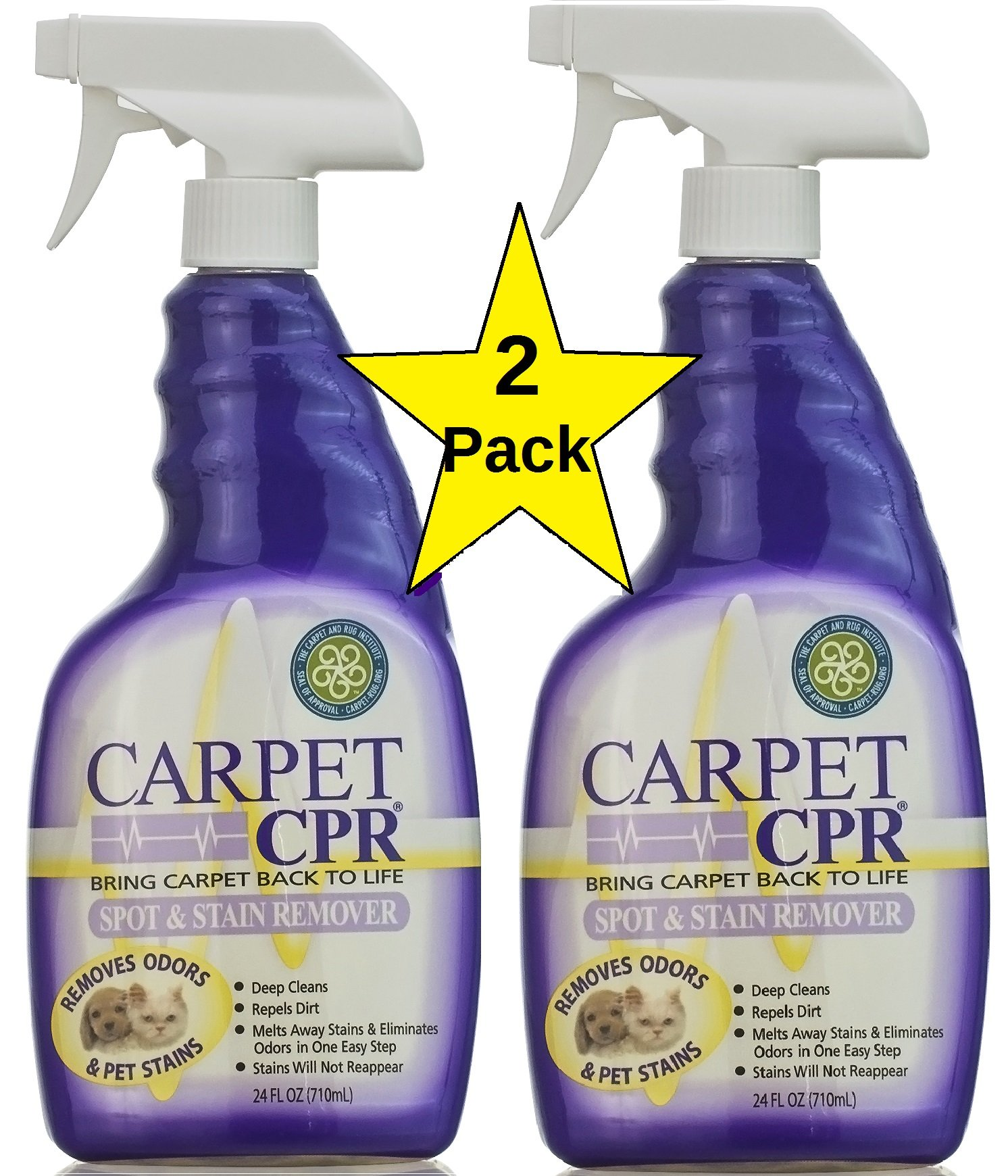 Carpet CPR Spot & Stain Remover 24oz (2)