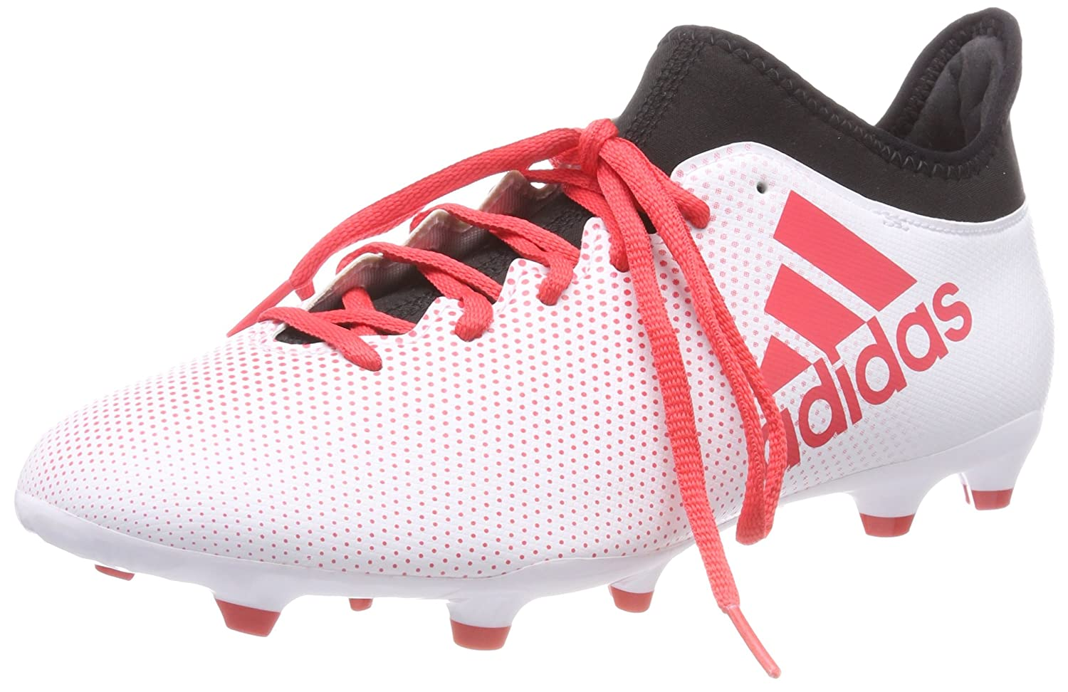 MultiCouleure (Ftwwht Reacor Cnoir Cp9192) adidas X 17.3 FG, Chaussures de Football Homme 42 EU