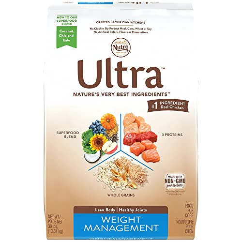 Nutro ULTRA Adult Weight Management Dog Food