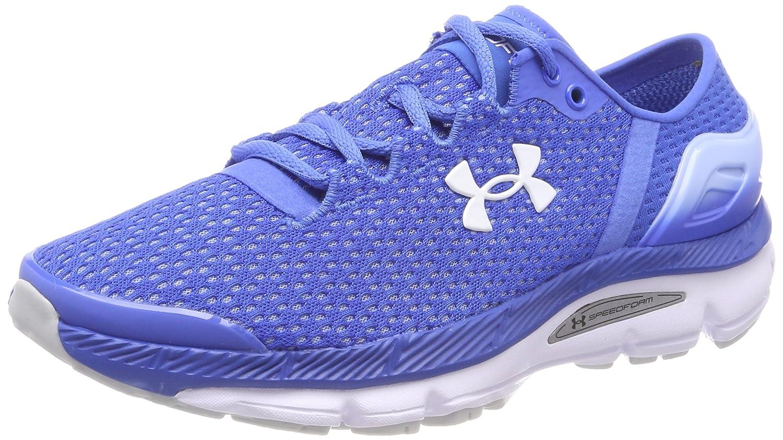 Under Armour Women's Speedform Intake 2 Running Shoe B07144TC29 11 B(M) US|Blue
