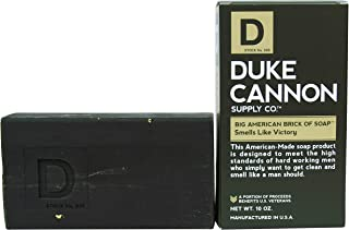 product image for Duke Cannon Men's Body Soap - 10oz. Big American Brick Of Soap By Duke Cannon - Smells Like Victory