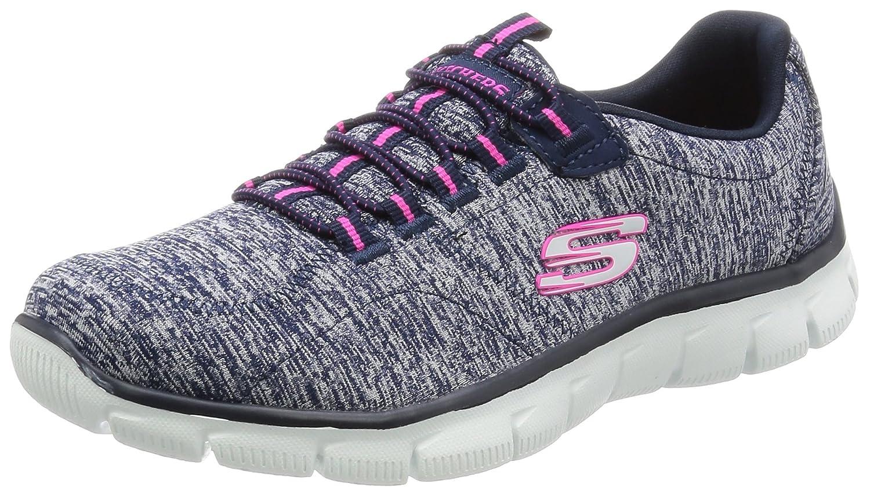 cc43691cb580b Skechers Women's Empire - Heart Low-Top Sneakers, Blue (nvhp), 4.5 UK 37  1/2 EU: Amazon.co.uk: Shoes & Bags