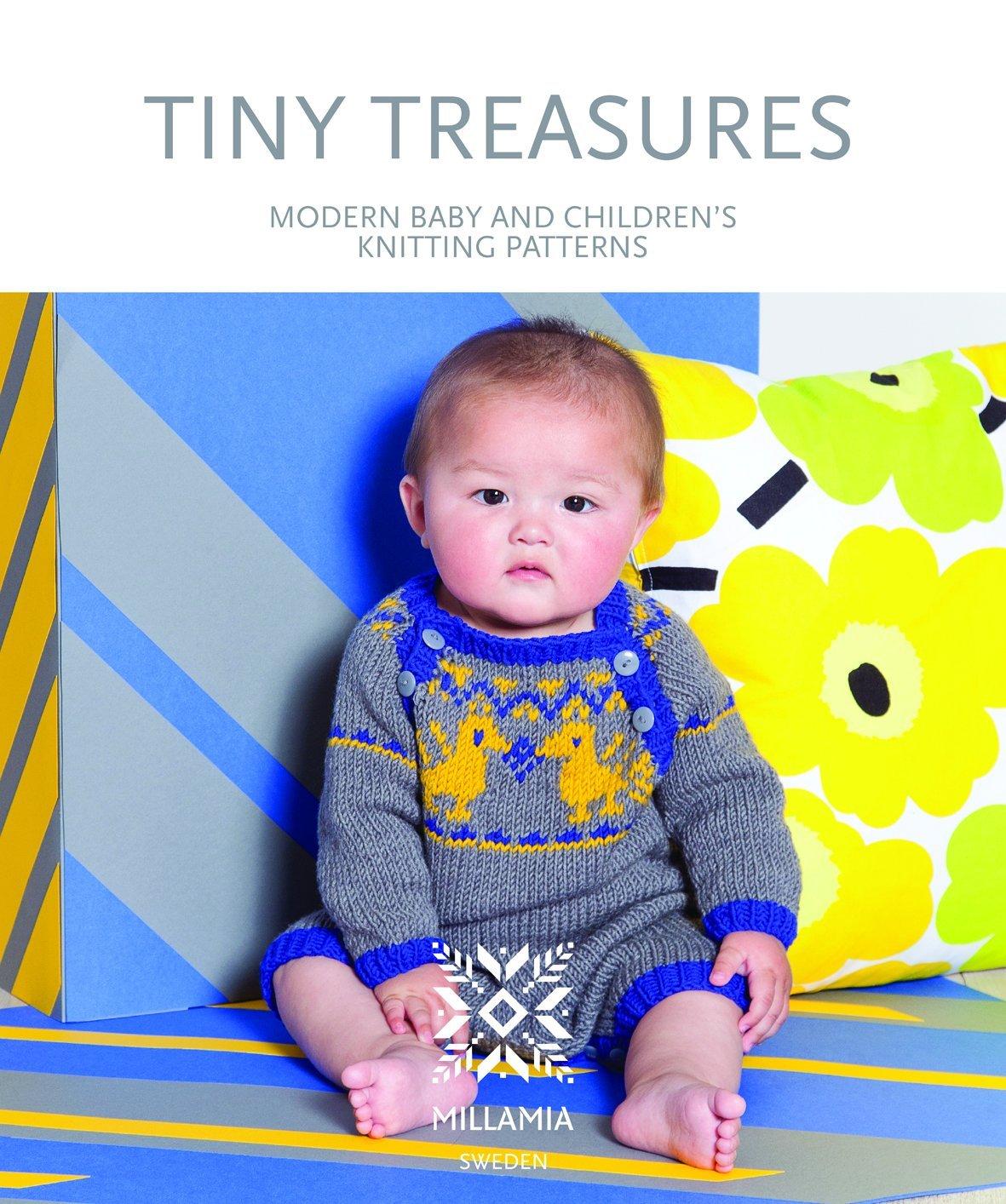Tiny Treasures: Modern Baby and Children's Knitting Patterns pdf epub