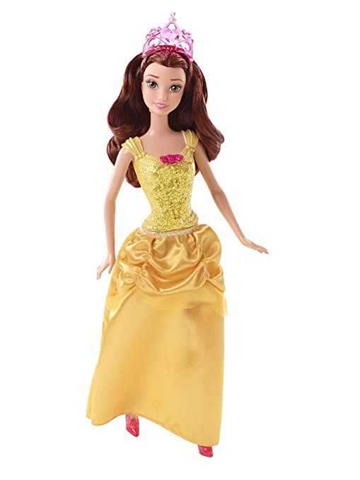238 opinioni per Disney Princess CFB75- Belle Scintillante