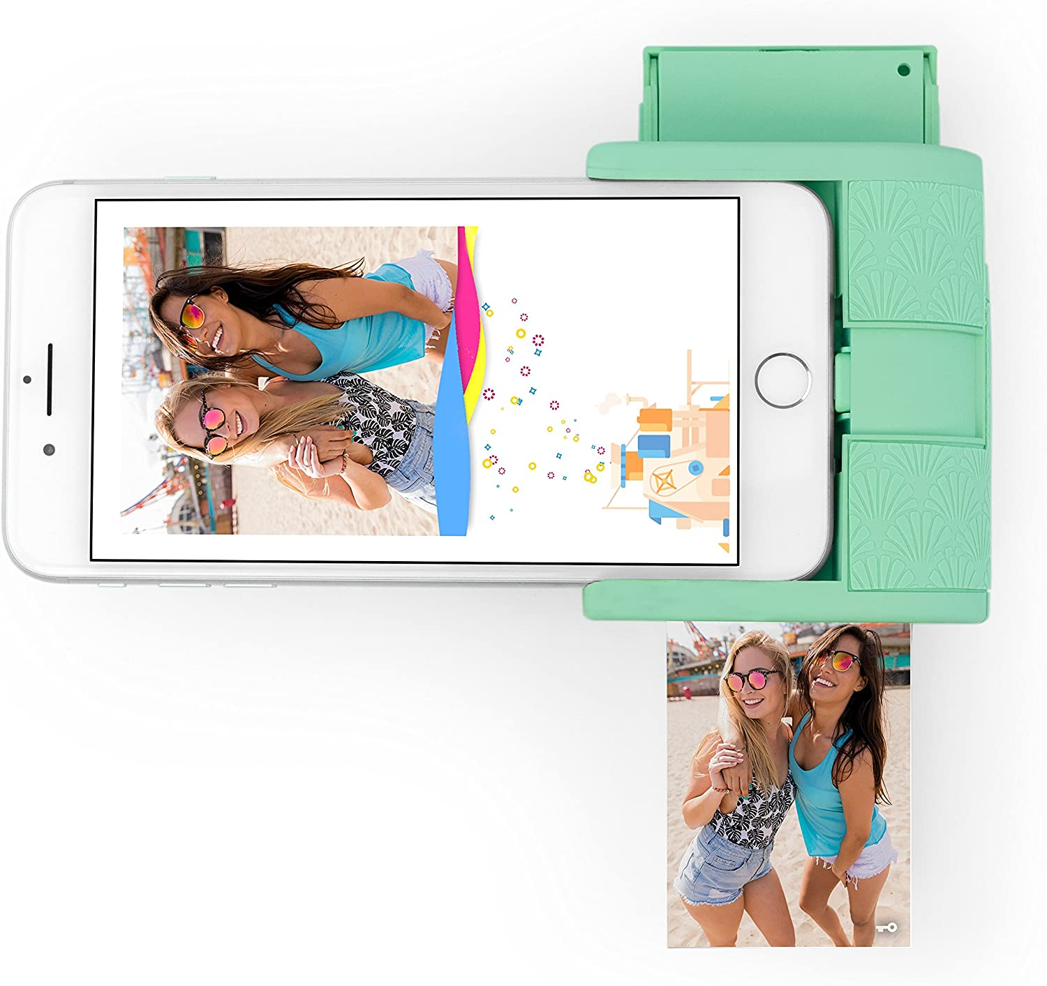 Prynt Pocket - Inkless Instant Photo Printer For iPhone